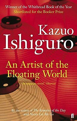 Artist of the Floating World by Ishiguro  Kazuo Paperback New  Book