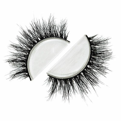 3D Mink Eyelash False Strip Lashes - MIAMI (Lilly) US SELLER - FAST SHIPPING
