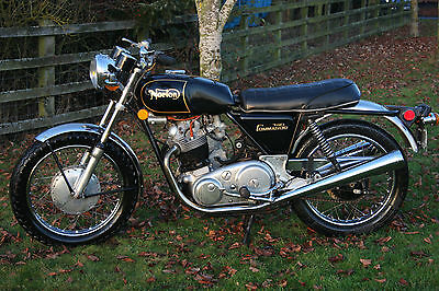 Norton Commando 750 1972 Roadster matching numbers, runs and rides *MUST SEE*