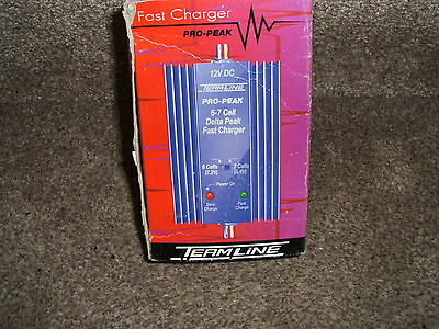 O-IP4500 Delta Peak Fast Charger