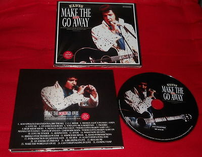 """Rare Elvis Presley - CD """"Make The World Go Away- From Japan With Love Vol. 2"""""""