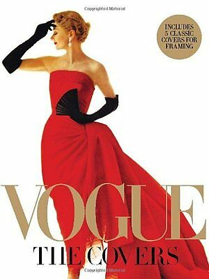 Vogue: The Covers by Hamish Bowles New Hardback Book