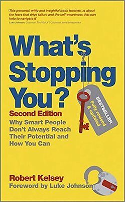 What's Stopping You? by Kelsey  Robert Paperback New  Book
