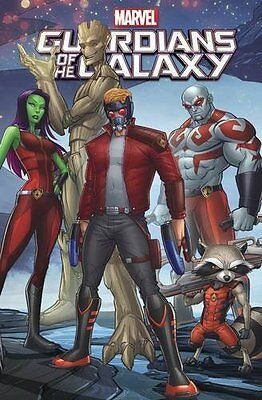 Marvel Universe Guardians of the Galaxy Vol. by Joe Caramagna New Paperback Book