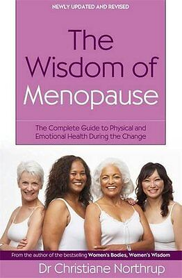 Wisdom of Menopause by Northrup  Christiane Paperback New  Book