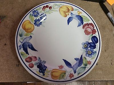 "Lot (5) Dinner Plates 10 1/4"" CHURCHILL~  Dinner Plates~ Fine English Tableware"