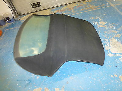 MGF Soft top Roof complete with frame