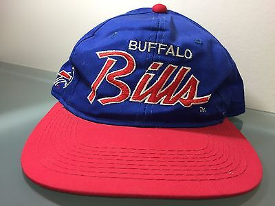 842d96fda reduced buffalo bills hat vintage 6a33a ea4e2