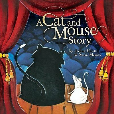 Cat and Mouse Story by Jacinta Elliott New Paperback Book