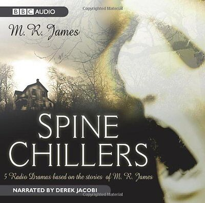 Spine Chillers by M. R. James New CD-Audio Book
