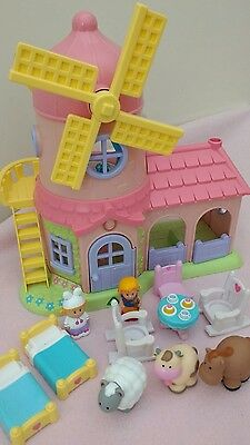 ELC / Early Learning Centre Happyland Windmill Playset, great condition!