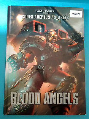Warhammer 40K - Space Marines - Blood Angels Codex en Español - WK275