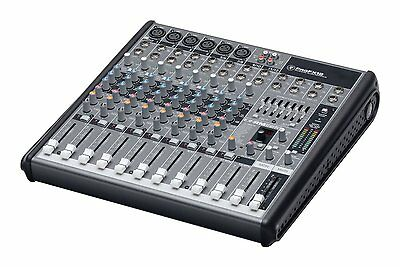 Mackie Pro FX12 Mixer With Built In Effects & Tracktion Recording Software