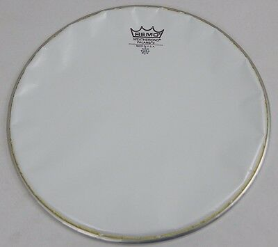 "NEW: Remo K-Falam Smooth White Snare Side Drum Head 13"" inch Percussion HEAD NEW"