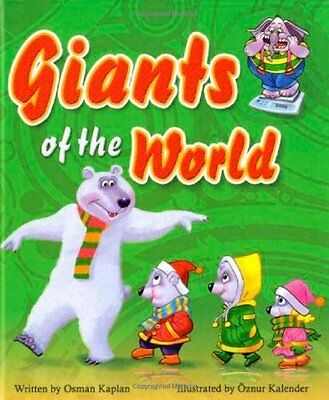 Giants of the World by Kaplan  Osman Paperback New  Book