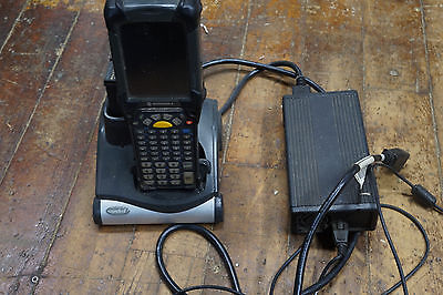 Motorola Symbol MC9090 N410 with charger base and extra battery