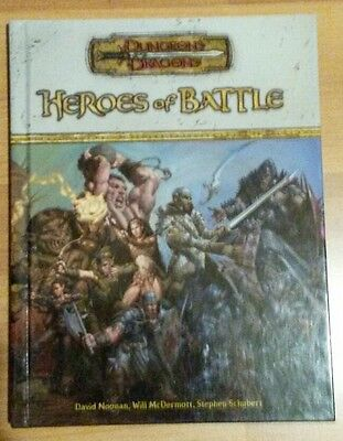 Dungeons and Dragons Heroes of Battle 3.5
