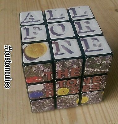 Stone Roses Cube - New - Comes with stand - Ian Brown - John Squire.