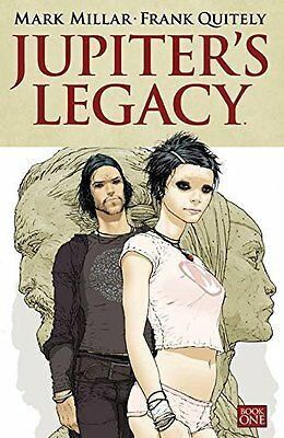 Jupiter's Legacy Volume 1 by Mark Millar New Paperback Book