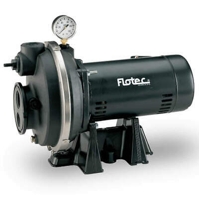 Flotec FP4332 - 9 GPM 1 HP Thermoplastic Convertible Jet Pump