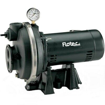 Flotec FP4312 - 5.9 GPM 1/2 HP Thermoplastic Convertible Jet Pump