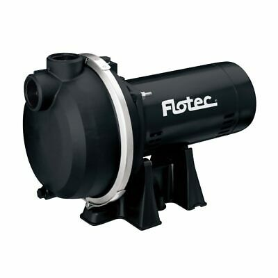Flotec FP5172 - 67 GPM 1-1/2 HP Self-Priming Thermoplastic Sprinkler Pump