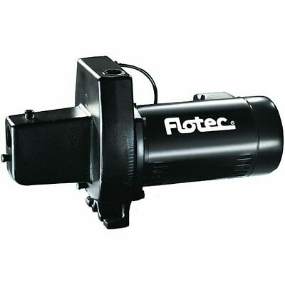 Flotec FP4122 - 14.7 GPM 3/4 HP Cast Iron Shallow Well Jet Pump