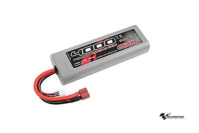 Team Corally  4000 mAh 7,4V 30C Competition Li-Po Hardcase C-48230-D
