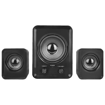 J.Burrows 2.1 Multimedia Speakers