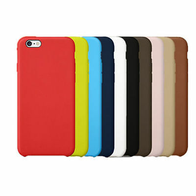 Ultra-thin Luxury PU Leather Original Case Cover For Apple iPhone 7 6 6S Plus SE