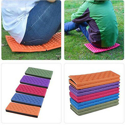 Foldable Floor Mat Soft Portable Waterproof Seat Pad Cushion Outdoor Garden Pad