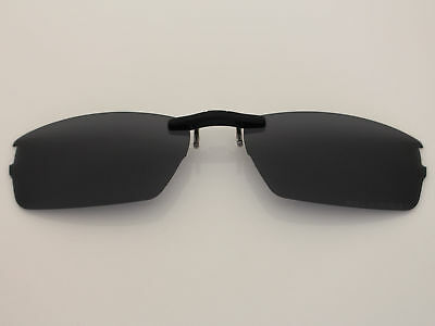 9a4ecf7903 Custom Fit Polarized Hook Up Sunglasses For Double Tap OX3123 53X18 Black 1  of 4FREE Shipping ...