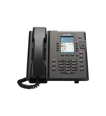 "BRAND NEW! Allworx Verge 9308 VoIP Phone 8113080 3.5"" Color Display Gig port"