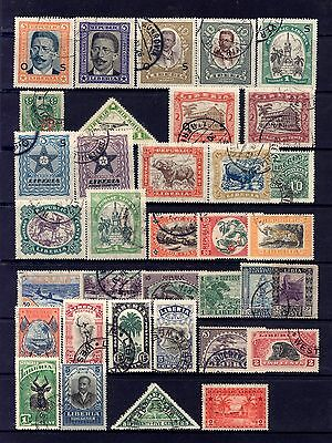 Liberia Valuable Early Collections - USED