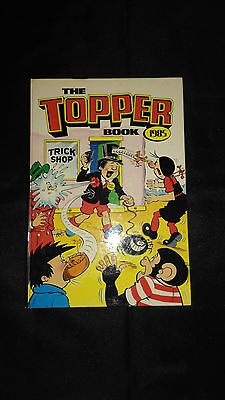 The Topper Book 1985 Vintage Comic Annual