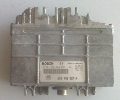 CALCULATEUR BOSCH 0261204054/055 VW SEAT 1.4i 6K0906027A  AEX