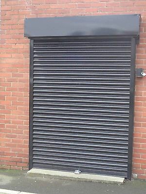Manual Operation Roller Shutters