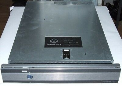 Cisco IronPort C350 Email Security Appliance 1 x 2.00GHz Dual Core, 2Gb Server