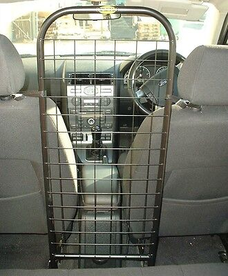 Saunders Front Seat Dog Guard