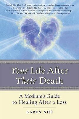 Your Life After Their Death by Karen Noe New Paperback Book