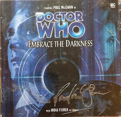 Embrace the Darkness (Doctor Who, Big Finish 31) SIGNED Paul McGann