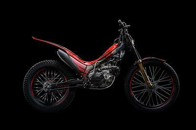 Montesa 300 Rr 2017 Model Trials Bike In Stock At Craigs Motorcycles