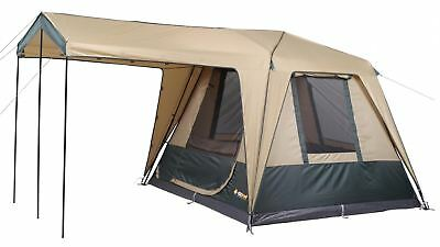OZtrail Dome Cruiser 300 6-Person Fast Frame Tent - 150D Ripstop Polyester