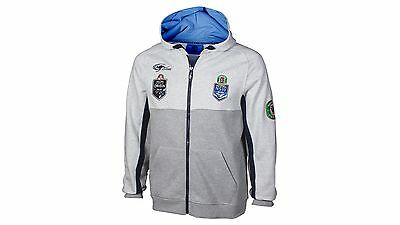 Classic NSW State of Origin 2015 Replica Hoodie Comfortable - Size Large