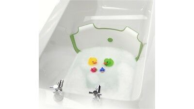 BabyDam Bathwater Bathtub Children Showering Water Barrier with Suction Cups