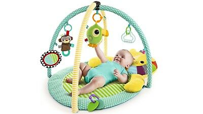 Bright Starts My Lovable Lion Activity Gym - Fun & Safe Play Area for Your Child