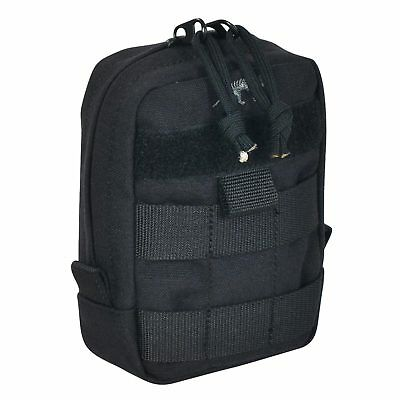 Tasmanian Tiger TT Tac Pouch 1 Black Tactical Molle Pouch Storage Army Pack