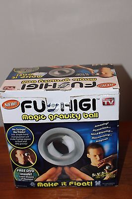 Fushigi Ball Magic Gravity Ball in the box with DVD Instructions and Small Stand