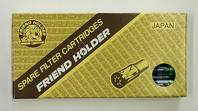 Multi Listing Friend Cigarette Holder Spare Filter Cartridges. New.