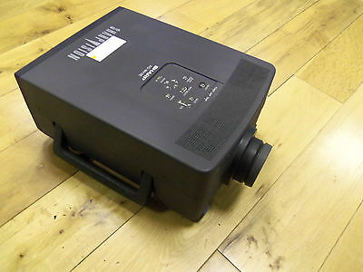Sharp XG-NV2E multimedia projector complete with remote